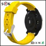 Reloj elegante del perseguidor impermeable de la aptitud IP68 del Sek Bluetooth 4.0 con el monitor de corazón