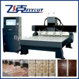 Engraving de madeira Machine, CNC Machine com Stepper Motor