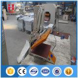 Machine manuelle à haute pression de presse de la chaleur