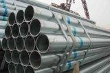 En baño caliente de ASTM A36 galvanizado alrededor del tubo de acero