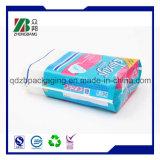 Tissus en plastique / serviette / sac à couches