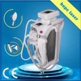 Máquina de múltiples funciones del retiro del tatuaje de RF+ IPL +Laser