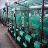 緑色のHDPEの構築の陰か紫外線保護のScafflodのネットは着る