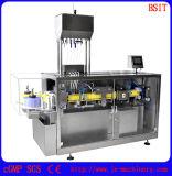 Máquina de rellenar del pesticida para la ampolla plástica