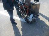Usine thermoplastique de machine de couche de route de trafic