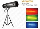 La etapa LED 360W ligero sigue la luz del punto