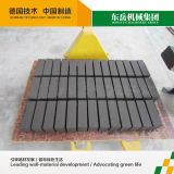 Machine complètement automatique de presse à briques à vendre la machine de bloc Qt10-15 à vendre