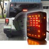 12V luz trasera del enchufe LED de vuelta del freno corriente reverso euro de la señal para el Wrangler del jeep