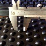рогожка резины земледелия циновок Resitant износа толщины 17mm животная резиновый