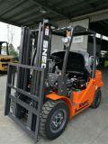 가솔린 LPG 3t 새로운 배기 가스 포크리프트
