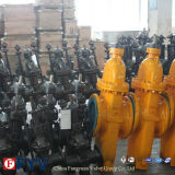 China Best Carbon Steel Flat-Plate Gate Valve (Z43)