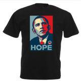 사용자 정의 인쇄 저렴한 선거 캠페인 T 셔츠