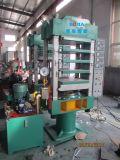 Rubber het Vulcaniseren van de Structuur van de Plaat van de hoogste Kwaliteit Machine