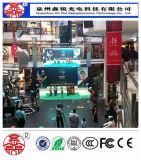 P6 hohe Definition farbenreiches INNENSMD bewegliche hohe Auflösung LED-Bildschirmanzeige bekanntmachend