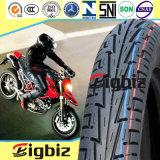 Varios Bolivia Mercado barato fabricación de China 60 / 100-17 Neumáticos de la motocicleta