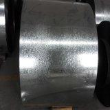 0.125mm-0.8mm hanno galvanizzato il materiale d'acciaio della lamiera di acciaio tetto/della bobina