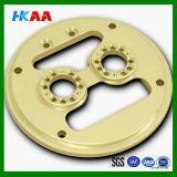 6061의 알루미늄 부품을 기계로 가공하는 주문을 받아서 만들어진 CNC