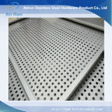 2016 Hot Selling Cheap Solid Stair Railing Perforated Metal Mesh