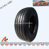 pneumático branco do carro do pneumático do PCR do Sidewall 205/75r15