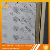 Стикер свободного пространства обеспеченностью изготовленный на заказ печатание Tamperproof
