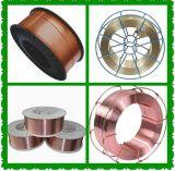 プラスチックスプールD270 mm Er70s-6の固体溶接ワイヤ