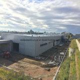 제조자에서 Prefabricated 강철 구조물 작업장 건물
