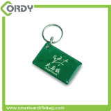 Étiquette époxy sèche personnalisée de l'impression 13.56MHz NTAG213 NFC de CMYK