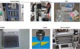 maquinaria de trabajo de mini madera de 300X300 1.5kw para la tarjeta de acrílico/de madera