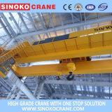 Qd de Dubbele LuchtKraan van de Balk met de Elektrische Opheffende Machines van het Hijstoestel