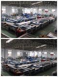 China, venta caliente Tela CNC Máquina de corte láser Akj1610h