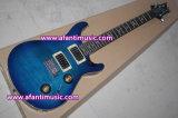 Las bandas labran/la carrocería y el cuello de caoba/la guitarra eléctrica de Afanti (APR-045)
