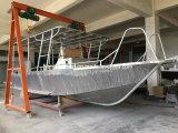 Aluminiumfischerboot des neuen Modell-2017