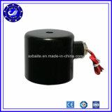 vannes électromagnétiques en laiton pneumatiques de l'eau d'air de la vanne électromagnétique de 2 pouces de la voie 2W 2/2 24V
