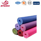 Циновка йоги TPE цвета двойника комфорта высокого качества