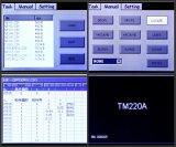 Selección del uso de la electrónica de Benchtop TM220A y máquina del lugar