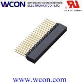 2,54 mm PC / 104 H = 8,3 + 2,54 mm Connecteur