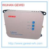 mit Handy-Signal-Zusatzverstärker HF-Verstärker des LED-Bildschirmanzeige-Gewinn-GSM700-1900MHz mobilem mit Kabel + Antenne