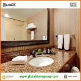 Countertops ванной комнаты кварца Caesarstone Carrara белые для гостиницы и курорта