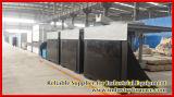 Piccola fornace di inclinazione idraulica di fusione di alluminio del forno