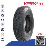 Deber pesada 11R24.5 radial neumáticos para camiones