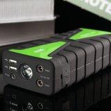 Dispositivo d'avviamento portatile di salto dell'automobile di batteria del litio con il LED