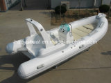 17 피트 5.2m Luxury Outboard Rib Boat, Sport Boat, Fishing Boat