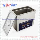 pulitore ultrasonico da tavolo di Digitahi dell'acciaio inossidabile 3.2L di rifornimento medico dentale