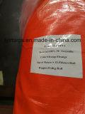 Feuille de bâche de protection de polyéthylène, couverture en plastique de camion de bâche de protection, bâche de protection de finition