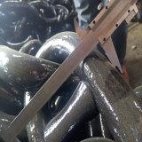 海洋の低下によって造られる鋼鉄船のアンカー鎖