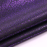 Couro de venda quente de Upholstery Semi-PLUTÔNIO