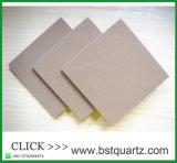 Pietra Polished del quarzo di colore beige per i controsoffitti