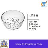 Vecchia cristalleria termoresistente Kb-Hn02569 della ciotola di vetro di modo