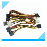 الصين صاحب مصنع عادة إلكترونيّة كهربائيّة سلس أسلاك مهمّة