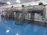 Máquina de mistura de liquidificador de fita horizontal em pó de tempero